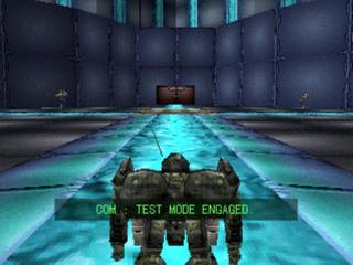 Screenshot Thumbnail / Media File 1 for Armored Core - Master of Arena [Disc1of2] [U]